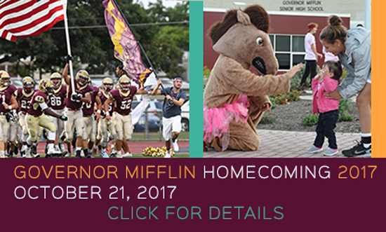 Homecoming October 21, 2017 Click for Details