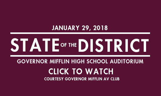 WATCH THE 2018 STATE OF THE DISTRICT ADDRESS