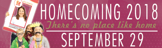 Homecoming 2018: September 29