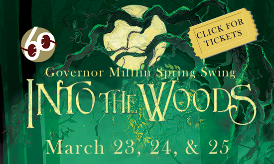 PURCHASE TICKETS FOR SPRING SWING INTO THE WOODS