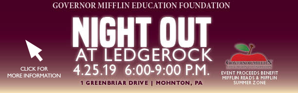GMEF NIGHT OUT AT LEDGEROCK
