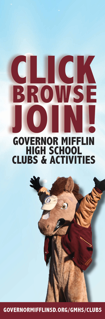 Click, browse, join: GMHS Clubs & Activities