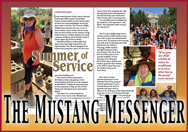 Fall 2019 Mustang Messenger